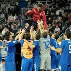 Futsal: ad Andria le qualificazioni a Belgio 2014
