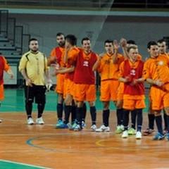 Città di Andria - Futsal Molfetta 10-3: nel segno dei Magno