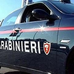 Furti dai box auto: due arresti dei Carabinieri nella notte