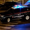 Auto rubate recuperate dai Carabinieri di Andria dopo inseguimento sulla ex sp 231
