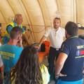"""Gare nazionali  """"Ironman """" a Cervia: impegnati volontari delle Misericordie pugliesi ed il PMA"""