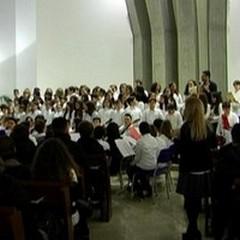 """Concerto di Natale del Coro  """"Anni Verdi """": successo per la  """"Cafaro """""""