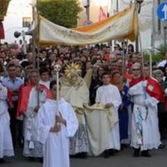 Processione Corpus Domini: chiusura al traffico il 23 giugno