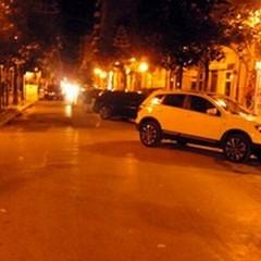 Corso Cavour pedonale: il sabato sera zona franca