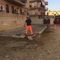 Via Fornaci: interventi di pulizia su aree adibite a parcheggi