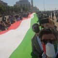 Centrodestra unito in piazza a Bari: Anche da Andria contro il Governo e la politica di Emiliano