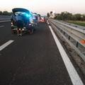Due ragazzi morti ed uno gravemente ferito in un incidente stradale sull'Andria Barletta
