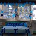 """La scuola  """"E. Carafa """" si colora di blu per la giornata sulla consapevolezza all'autismo"""