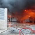 Incendio Dalena: avviati a Barletta i primi campionamenti di terreno