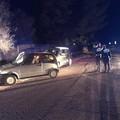 Abbandona auto rubata a Corato dopo aver impattato contro altro veicolo