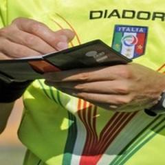 Fidelis Andria - Foggia: dirige Mainardi
