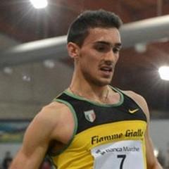 Vito di Bari campione italiano nella 20 km di marcia