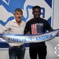 Rapidità e qualità per l'attacco della Fidelis Andria: ecco Djwomo Adusa