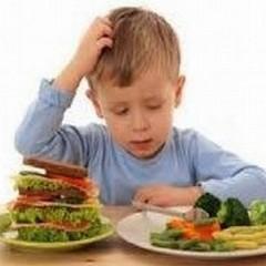 L'alimentazione nei bambini e negli adolescenti