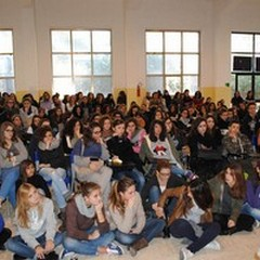 Protesta al «Classico»: studenti e docenti uniti