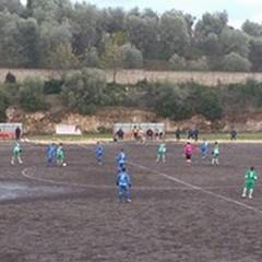 Gargano Calcio - Nuova Andria, 4-3: dopo tre successi, gli andriesi cadono a Rodi Garganico