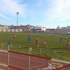 Castellaneta - Nuova Andria, 0-0: secondo pareggio consecutivo per gli uomini di Reggente