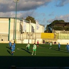 Sport Noci - Nuova Andria, 3-1: rimonta amara per gli andriesi