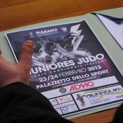 Campionati Italiani Juniores di Judo: stamane la presentazione ufficiale