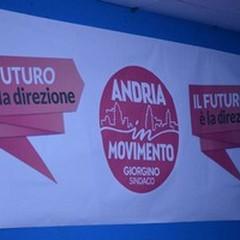 Amministrative 2015, Lullo: «Andria resta in Movimento»
