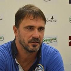 Fidelis Andria: mister Luca D'Angelo sta bene