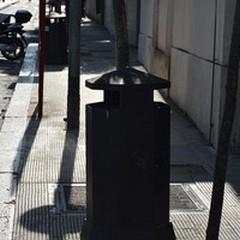 """Ospedale  """"Bonomo """", Giacomo: «Spostare un bidone per evitare sporcizia»"""