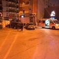 """Bici elettrica contro auto in piazza del Bersagliere: 32enne ferito trasportato al  """"Bonomo """""""
