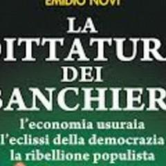 Emidio Novi e il suo «La Dittatura dei Banchieri»