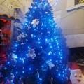 Atmosfera natalizia nel centro storico di Andria