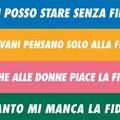 Fidelis, svelati nella loro interezza gli slogan della campagna #Amoresenzafine