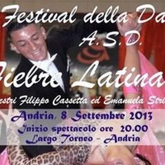Danze standard, a squadra e latino americane per il 3° Festival della danza