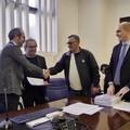 Regione: 97 dipendenti ex Ccr firmano a tempo indeterminato per Sanitaservice
