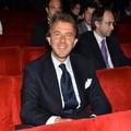 Tommy di Bari ed il giornalista andriese Francesco Giorgino