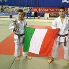 Due medaglie d'oro per una coppia di judoka andriesi