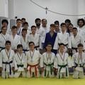 Le giovani stelle del centro sportivo Judo Andria brillano al Gran Prix Campania