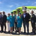 La Puglia e la Russia più vicine: inaugurato il volo diretto Bari - Mosca
