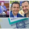 Salvini domani ad Andria per l'ufficializzazione del nome del candidato Sindaco del centro destra