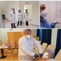 Iniziano nella Asl Bt le somministrazioni della terza dose di vaccino per gli operatori sanitari