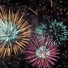 Fuochi d'artificio rimandati a lunedì 21 settembre