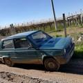 Rubava lastre di pietra a Trani: arrestato un uomo di Andria