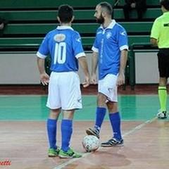 Trasferta insidiosa per la Futsal Andrai in quel di Poggiorsini