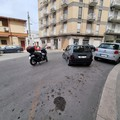 Ennesimo incidente stradale urbano, ferito motociclista