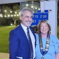 Passaggio delle consegne al Rotary di Andria: Francesca Caterino Ieva succede ad Andrea Leone