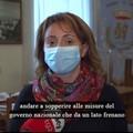 Andria su Sky Tg24, il sindaco Bruno: «Ai cittadini chiedo collaborazione e prudenza»