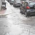 Manto stradale, ancora allagamenti in via Duca degli Abruzzi e via Bonomo