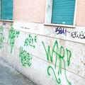 Street Art selvaggia: ad Andria più vandali che writer