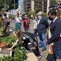 Commemorazione a Bari delle vittime della strage dei treni Andria - Corato