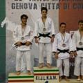 Nunzio Sarlenga medaglia d'argento al Trofeo di Genova