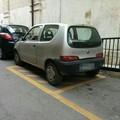 Anche a Pasqua il parcheggio è selvaggio