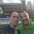 Raduno di Pontida, con Matteo Salvini anche tanti pugliesi ed andriesi